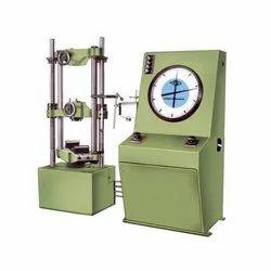 Universal Testing Machines Manual