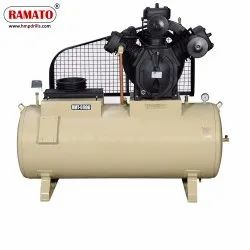 RMT-6900 15 HP 3 Piston Two Stage Air Compressor With 500 LTR Tank