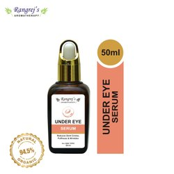 Rangrej's Aromatherapy Under Eye Serum, For Reduces Dark Circles 50ml