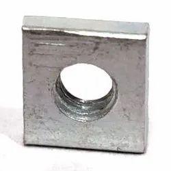 3 mm MS Square Nut