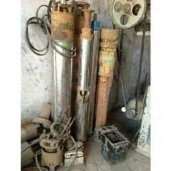 Submersible Pump Repairing Services, Client Side