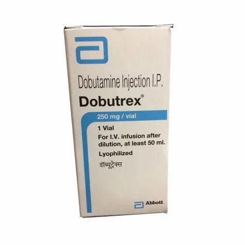 Dobutrex Dobutamine