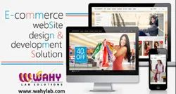 Php Mysql PHP/JavaScript Ecommerce Website Designing Service, With Online Support, Payment Gateway Integration