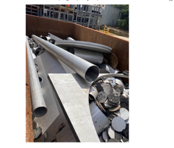 SS Pipe Offcut Scrap, Material Grade: 304, 20kg