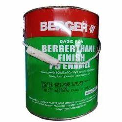 High Sheen Enamel Paint, For Industrial, Packaging Type: Bucket