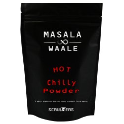 Masala Waale Hot Chilly Powder, Packaging Type: Packet, Packaging Size: 250 g