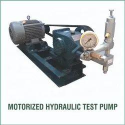 Cylinder Test Pumps