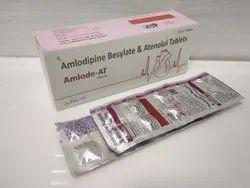 Amlodipine Besylate IP 5 MG Atenolol IP 50 MG
