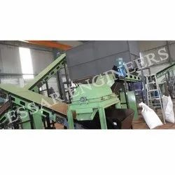 Coir Pith Screening &  Sieving Machines