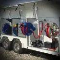 Auto Rewind Hose Reel For Diesel