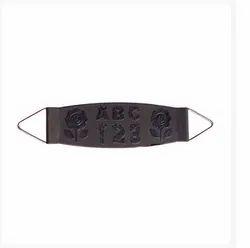Black Rubber Belt Children Swing, For Sports, Seating Capacity: 1