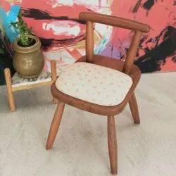 Brown Designer Wooden Chair