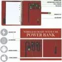 Brown Power Bank Diary
