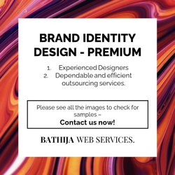 Premium-Brand Identity Designing Service