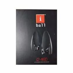 Black Iball Portable Speaker