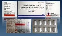 Pantoprazole 40 Mg Domperidone 30 Mg Tespar-DSR