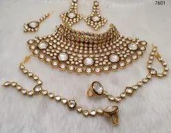 Kundan Choker Necklaces