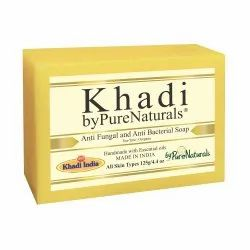 Bypurenaturals Khadi Anti Bacterial Protection Soap 125g