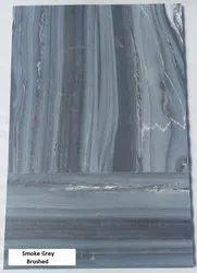 Smoke Grey - Brushed Tiles