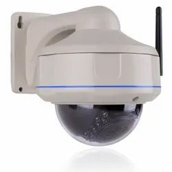 2 MP PTZ CCTV Dome Camera, Max. Camera Resolution: 1280x720 Pixels, Camera Range: 25 m