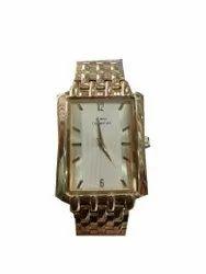 Climex Collection Rectangular Men Chain Wrist Watch