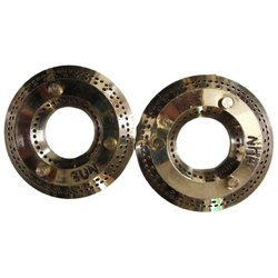 SUN Brass Double Polished Pin Gas Burner, 2