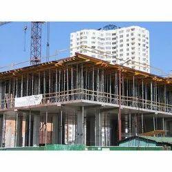 Concrete Frame Structures Commercial Projects Complex Construction Services