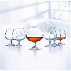 360 ml Crystal Natalie Brandy Glass Pack Of 6