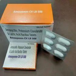 Amoxycillin-CV LB 500