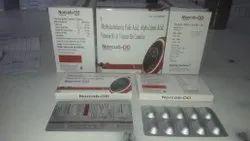 Methylcobalamin, Alpha Lipoic Acid, Pyridoxine HCL & Folic Acid Capsules