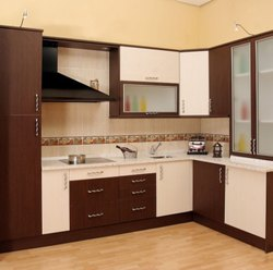 Modular Kitchen & Wardrobe Cad Modelling And Rendering Residential Interior Design Services, in Pan India
