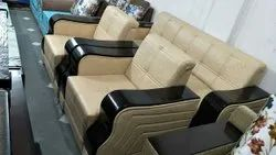 Modern 1 Seater Wooden Sofa Chair, For Home