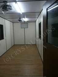 Portable Office Container Work Station Gujrat