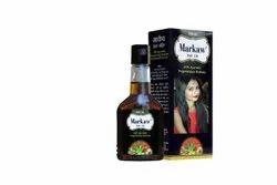 Markaw Hair Oil 120 ml, Packaging Type: Bottle