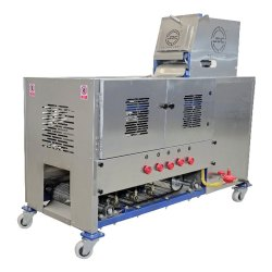 Commercial Semi Automatic Chapati Making Machine
