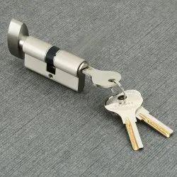 Cylinder One Side Knob One Side Key