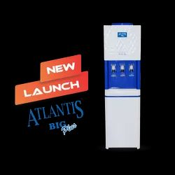 Atlantis Big Plus Hot Normal And Cold Floor Standing Water Dispenser with RO Kit