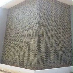 Printed Rectangular Stone Wall Mounted Tiles, For Home and Office