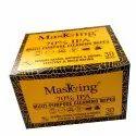 Masking - 70% Isopropyl Alcohol - Multipurpose Cleaning Wipes, Sanitizing Wipes, Wet Wipes