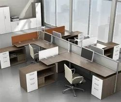 S.S interior Wooden Office Furniture