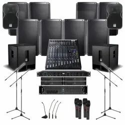 Worship Audio System (Temple/Mosque/Church)
