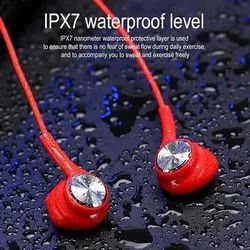 Expode Innovations Red G-11 Neckband Wireless Bluetooth Earphone, Model Name/Number: EX-BTNB-G-11