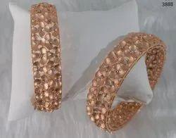 Ad Golden CNC Bangles
