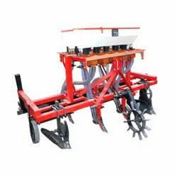 Raised Bed Planter Machine