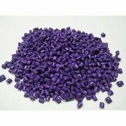 Purple PVC Granules, For Plastic Industry