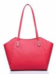 Caprese Pink Tote Bag