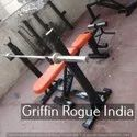 Griffin Rogue Multi Purpose Bench With Stand, For Gym, Model Name/number: Gr 175