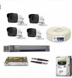 HIKVISION Full HD 5MP Cameras