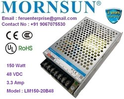 Mornsun LM150-20B48 Power Supply