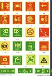 Autoglow Safety Sign Boards